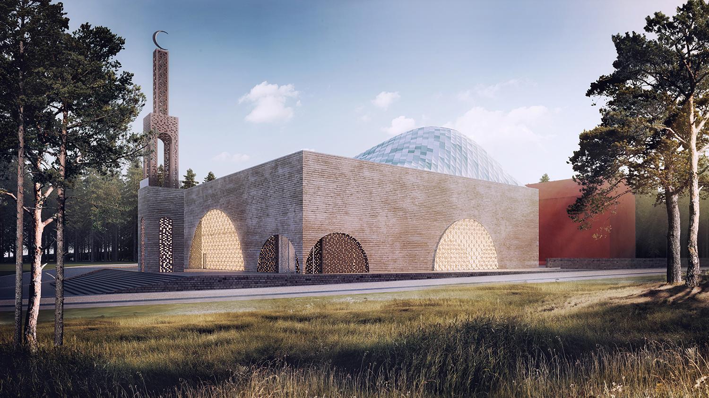 Från och med 15 juni 2020 är moskén åter öppen för de dagliga bönerna